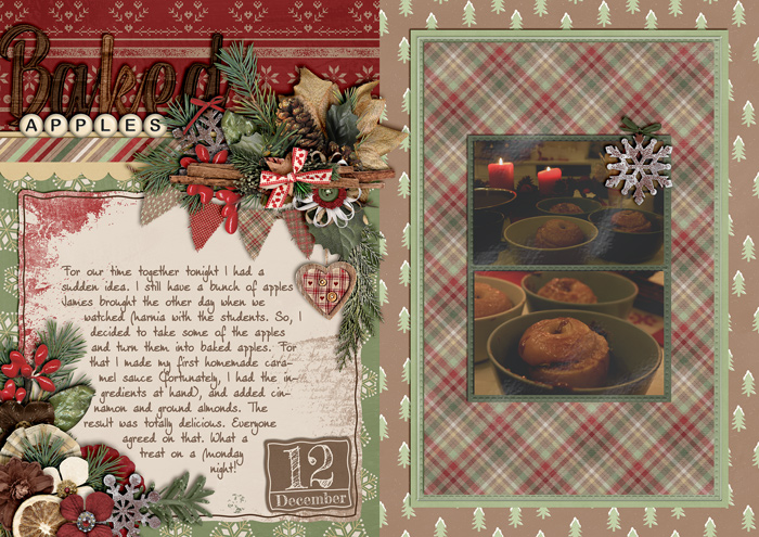 document christmas, december daily, christmas album