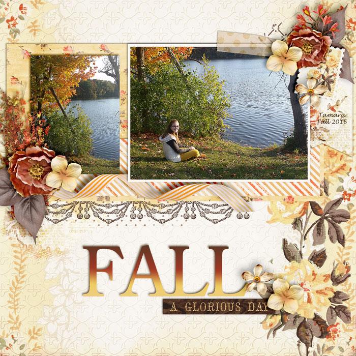 Glorious Fall Day