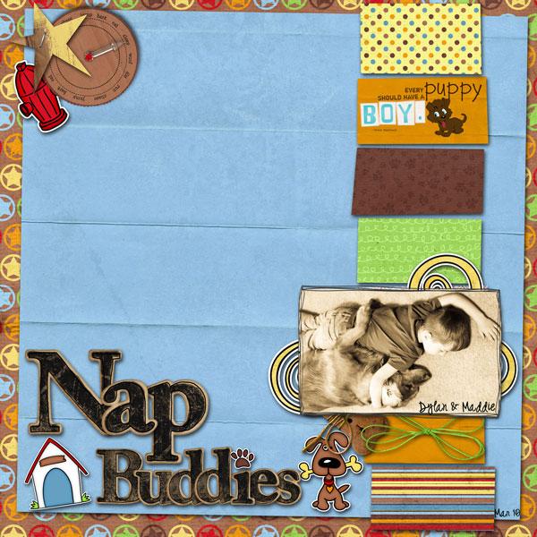 Nap-Buddies