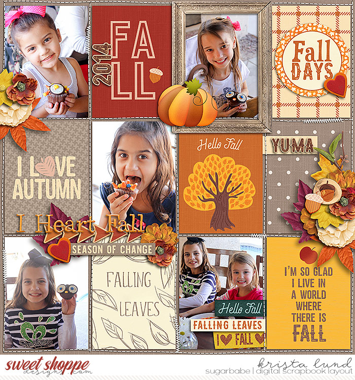 Sweet Fall Days