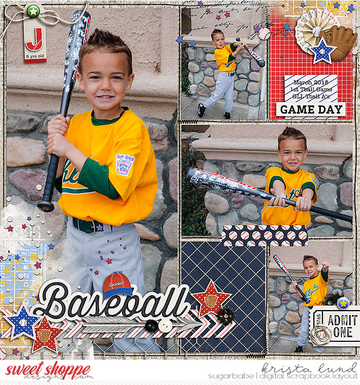 First Tball Game