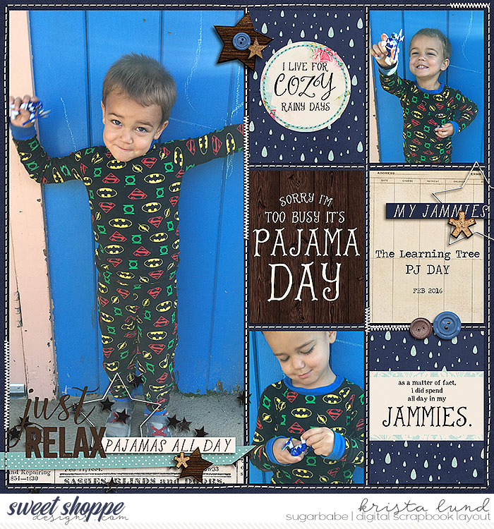Jammie Day 2016