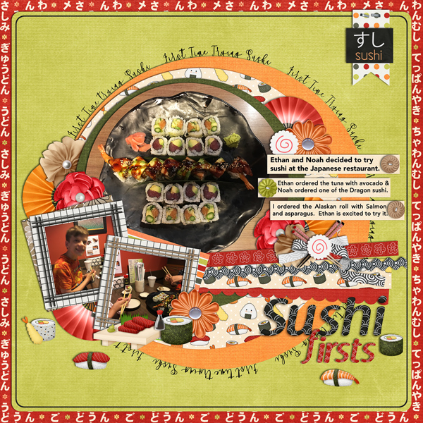 Sushi Firsts