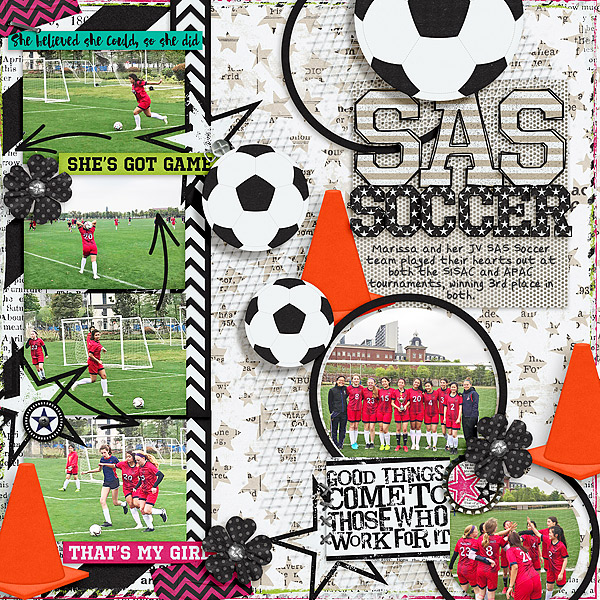 SAS soccer