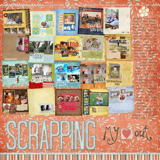 scrappingpage