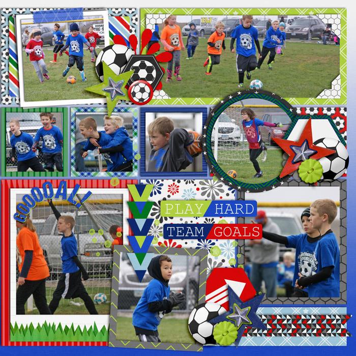 Fall Soccer III