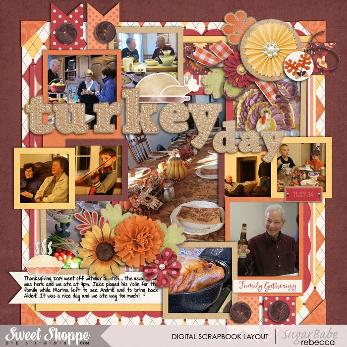 turkey day 2014