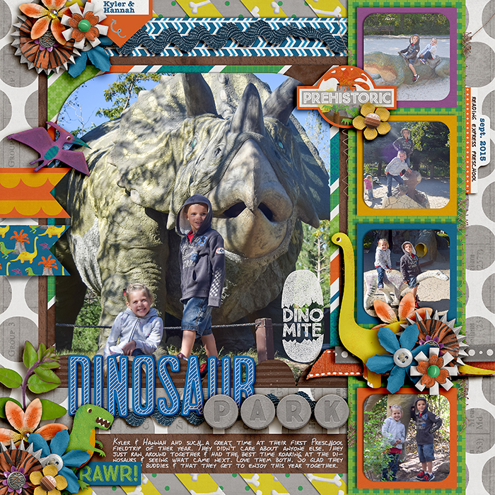 Dino Field Trip