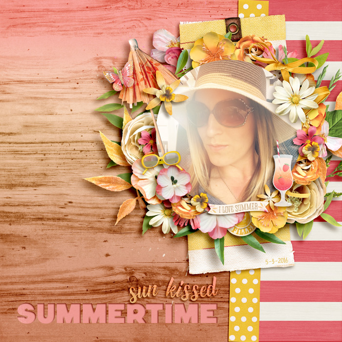 Sun Kissed Summertime