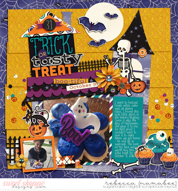 Trick or tasty treat