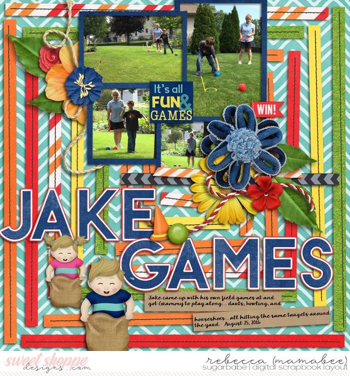 Jake Games