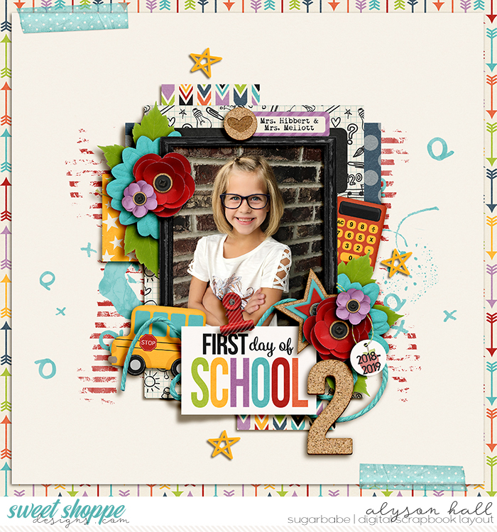 Back to School 2nd