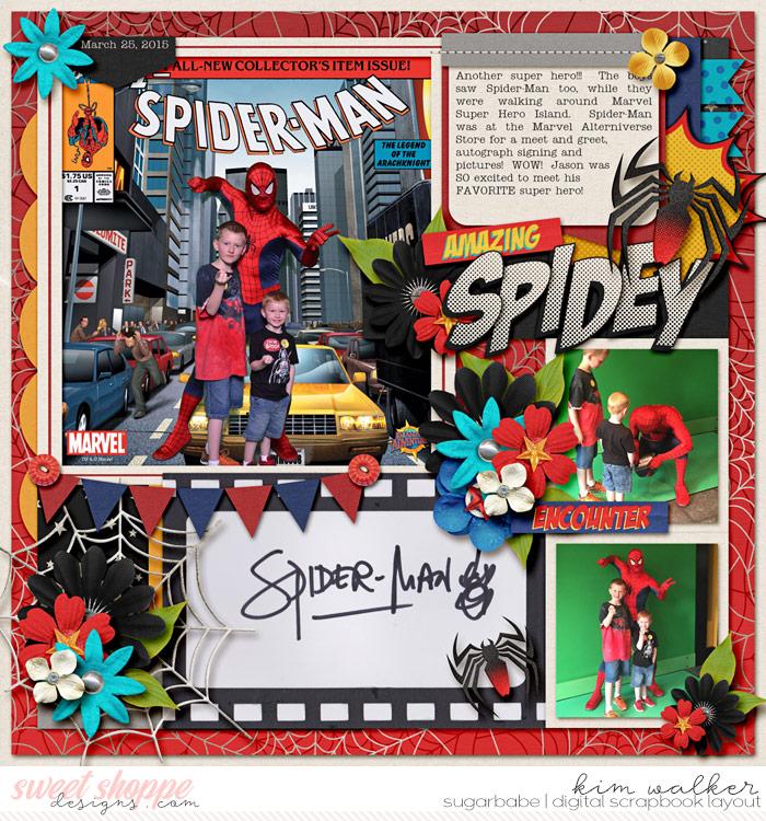 Amazing Spidey