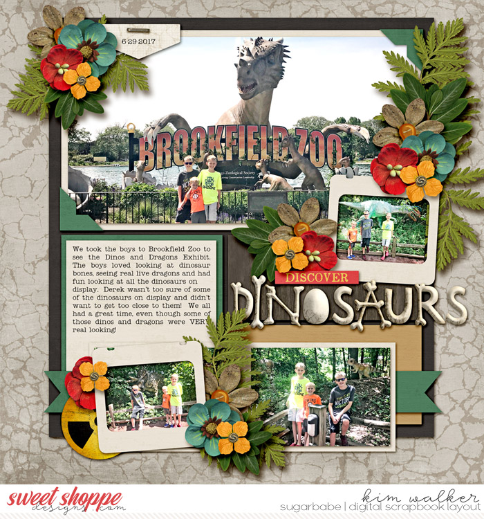 Discover Dinos and Dragons
