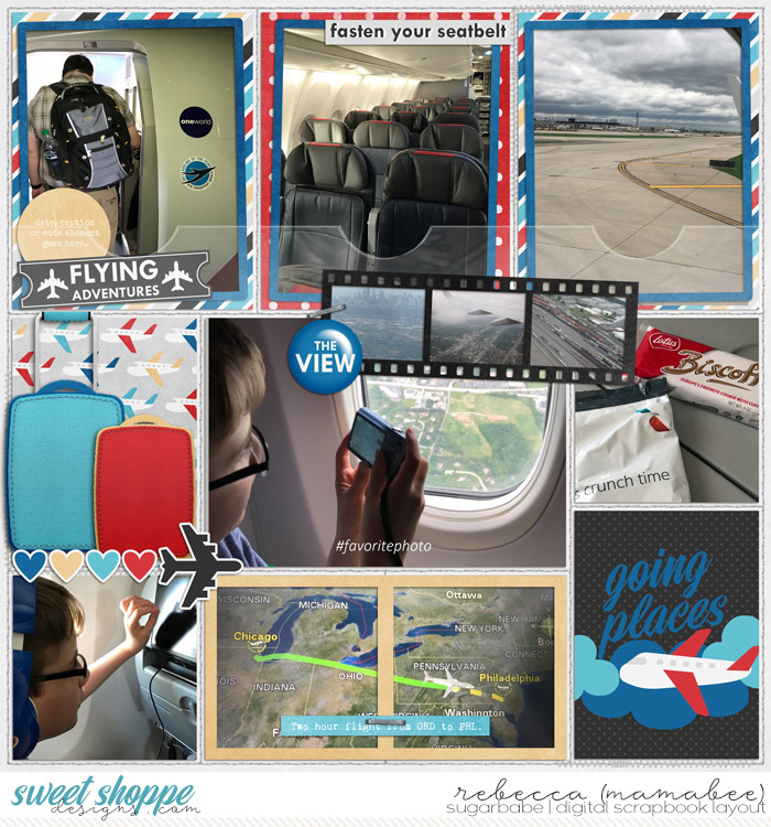 Italy trip - flight to phil