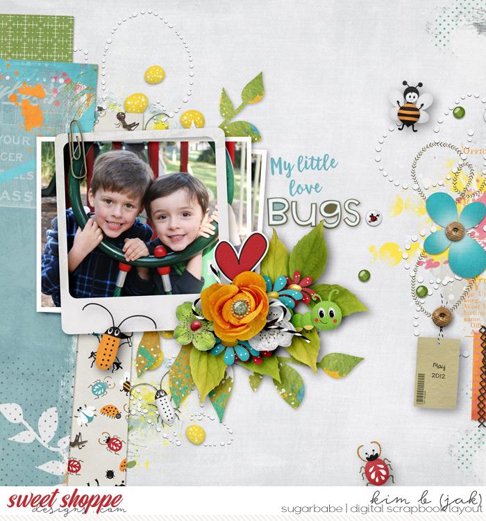 Little Love Bugs