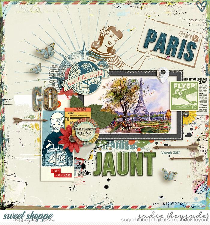 Paris Jaunt