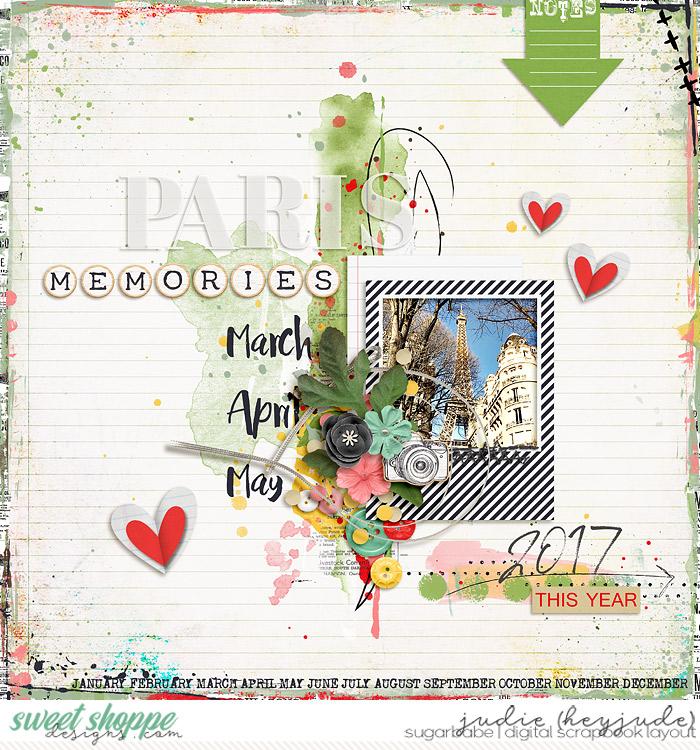 Paris Memories