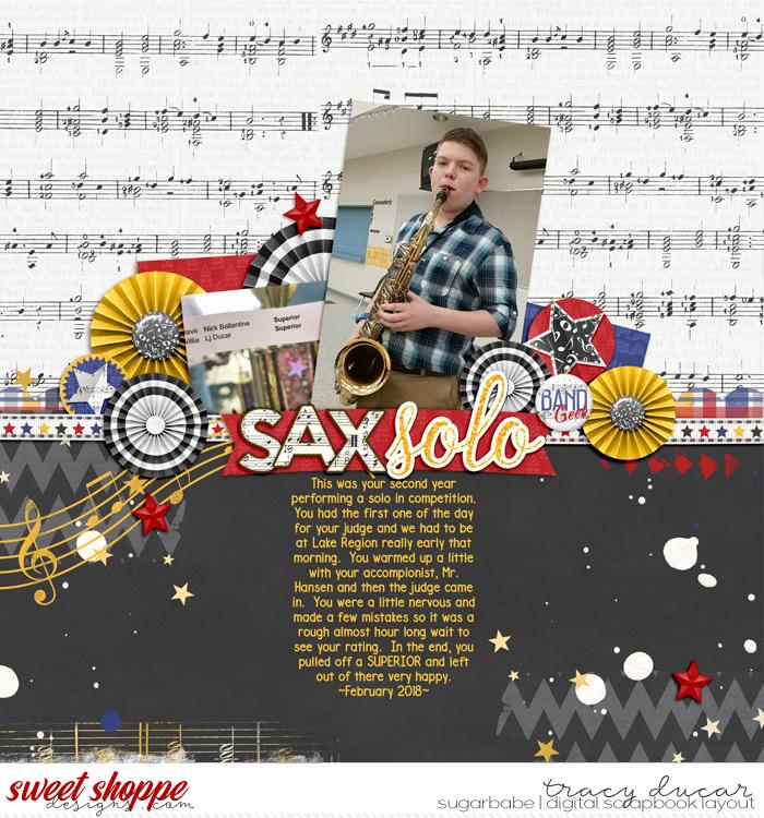 Sax Solo