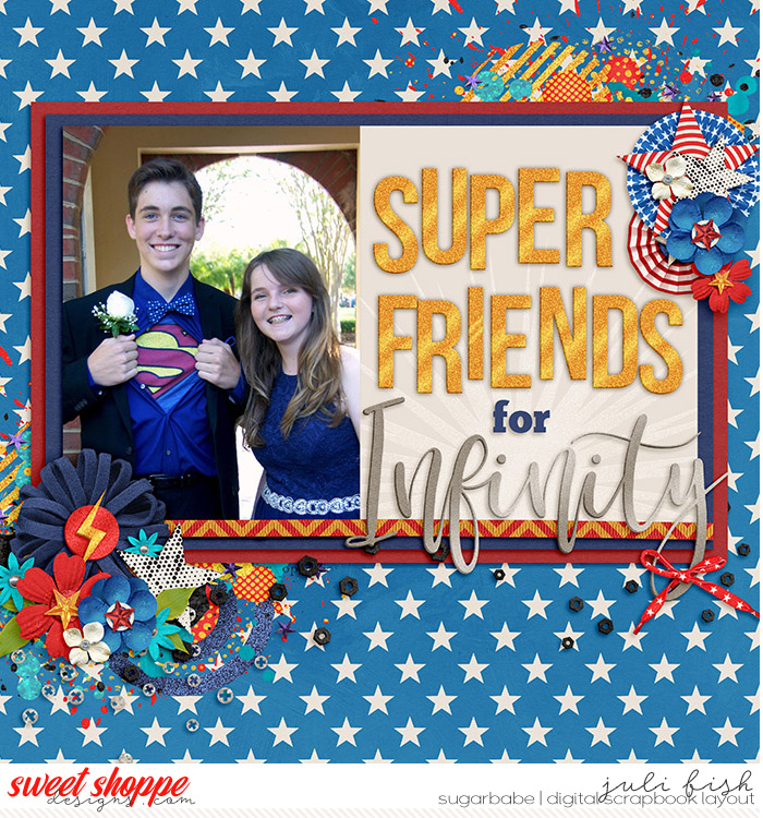 Super Friends for Infinity