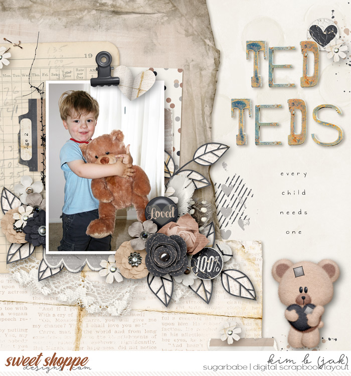 Ted Teds