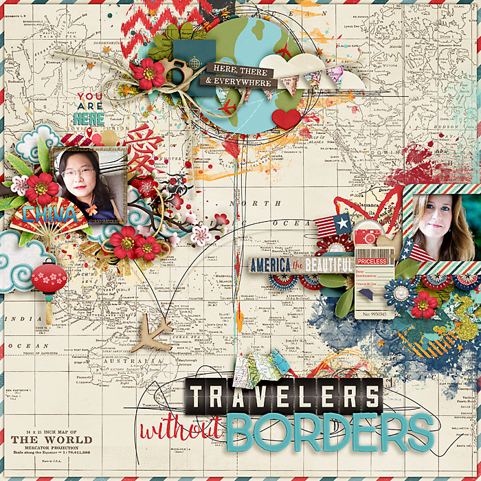 Travelers without borders