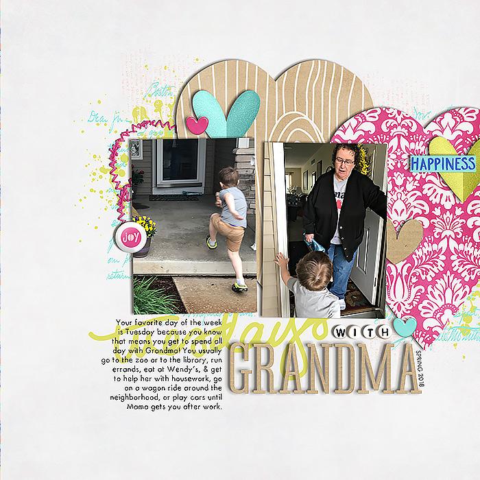 Tuesdays with Grandma