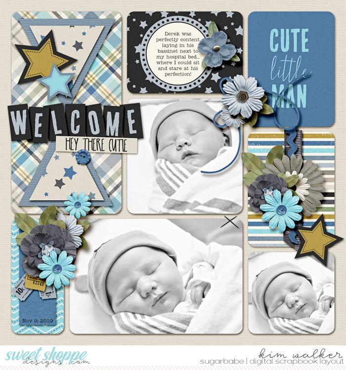 Welcome Cutie