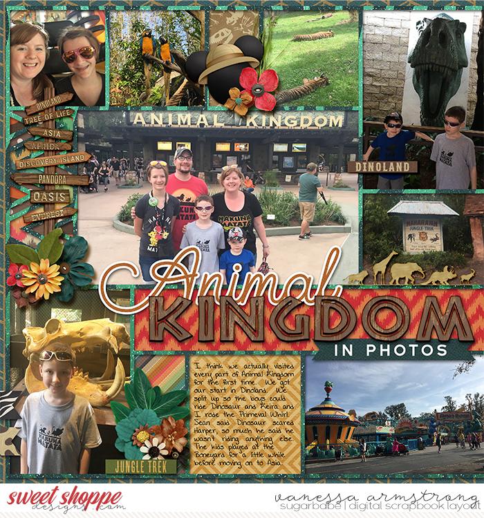 Animal Kingdom page 1