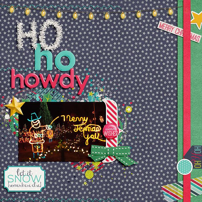 ho ho howdy