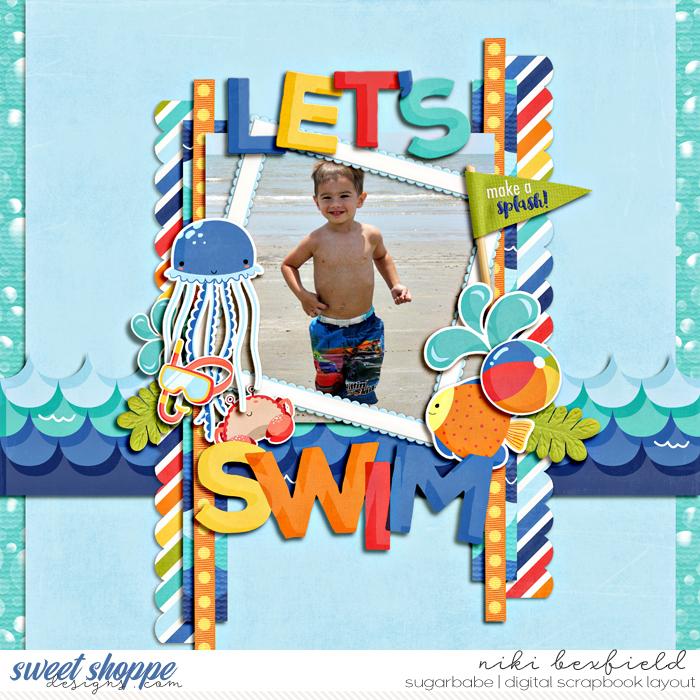 let's swim