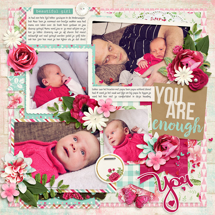 Rosalie month1.4