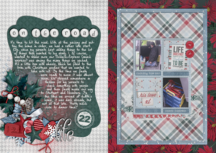 december daily, document christmas, digital scrapbooking, mistyhilltops