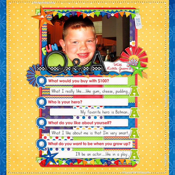 TR-Q_A-with-LJ600 Q Amp A Newsletter Template on free printable family, easy use, fun company, free editable, sample preschool, sample church,