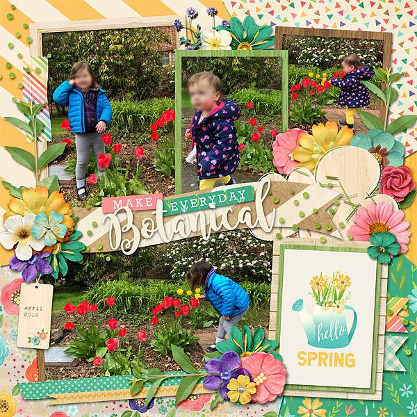 Make Everyday Botanical