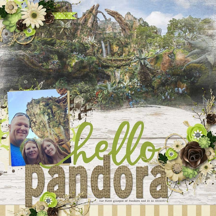 ~Hello Pandora~