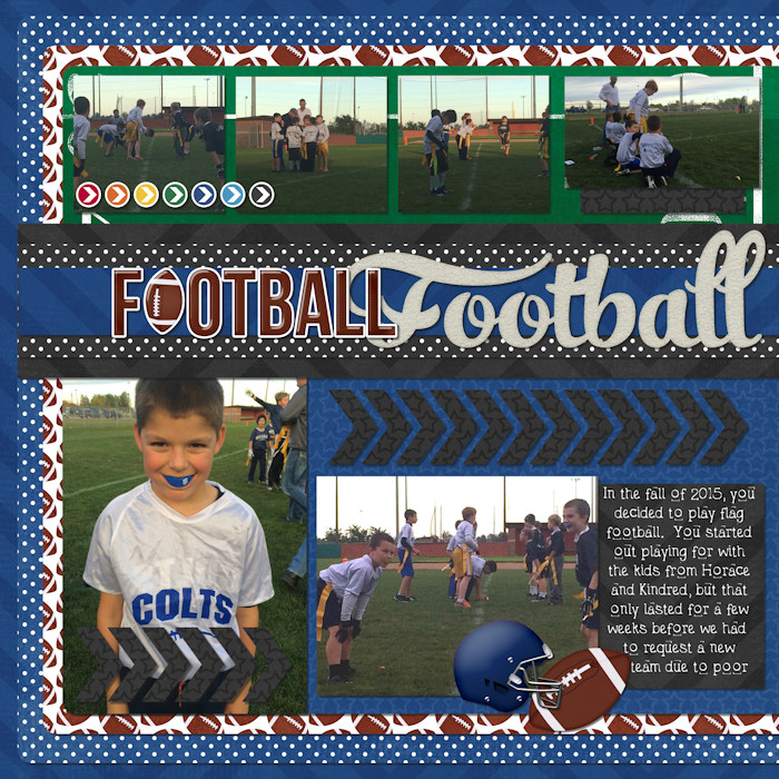 Football Page 1