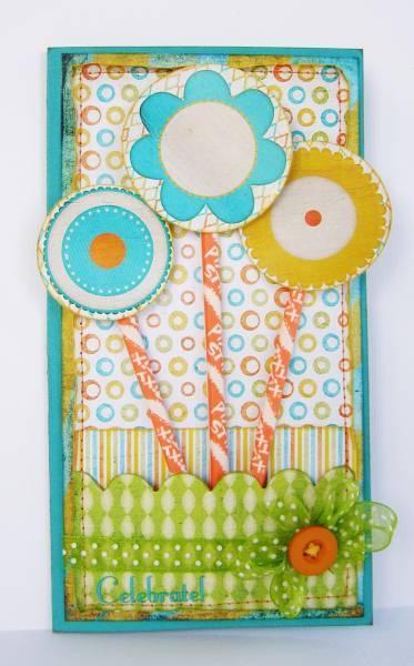 Celebrate - Pixy Stix Card
