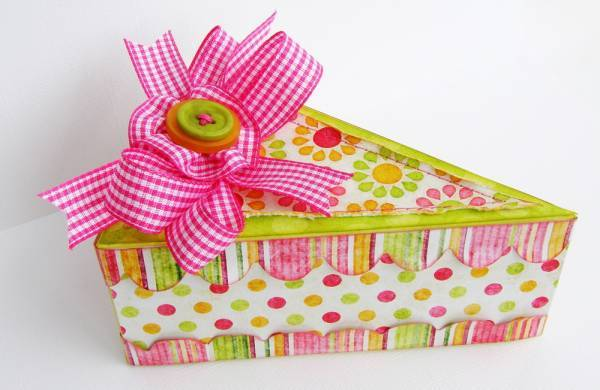 For My Sweetie Pie  {Pie Box}
