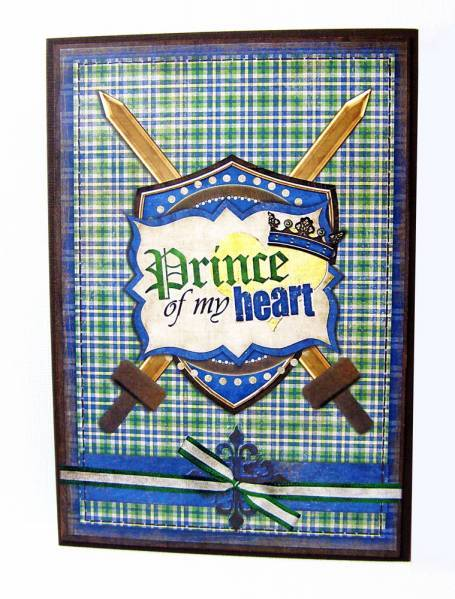 Prince of My Heart Card
