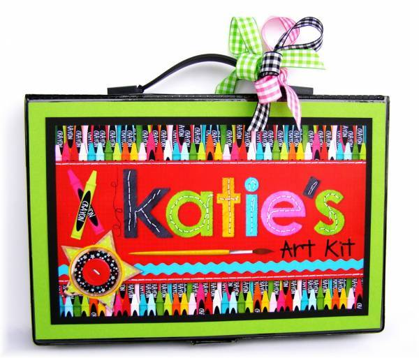 Personalized Art Kit