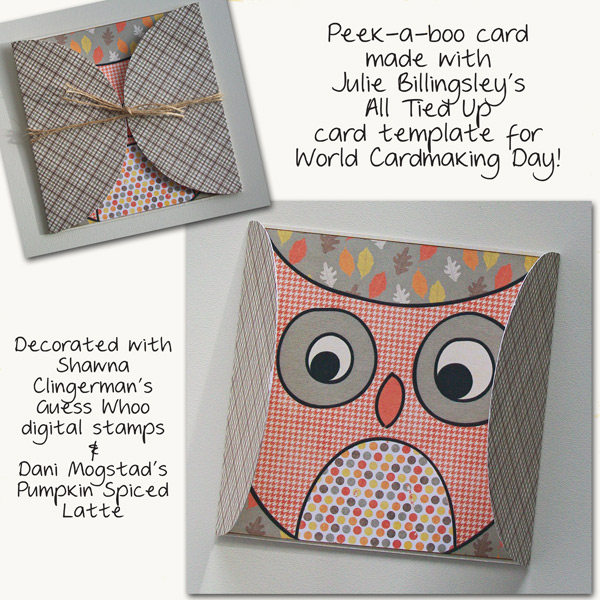 peek a boo card sweet shoppe gallery