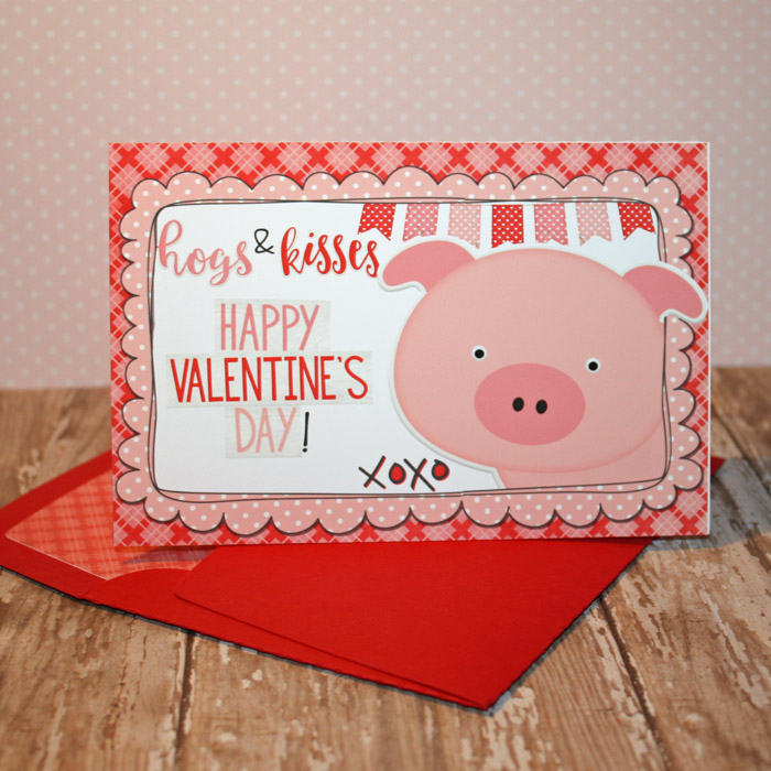 hog_and_kisses_valentine_card