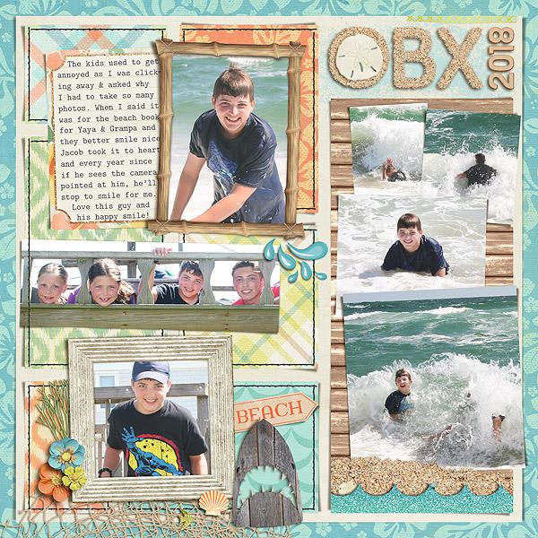 Jacob OBX