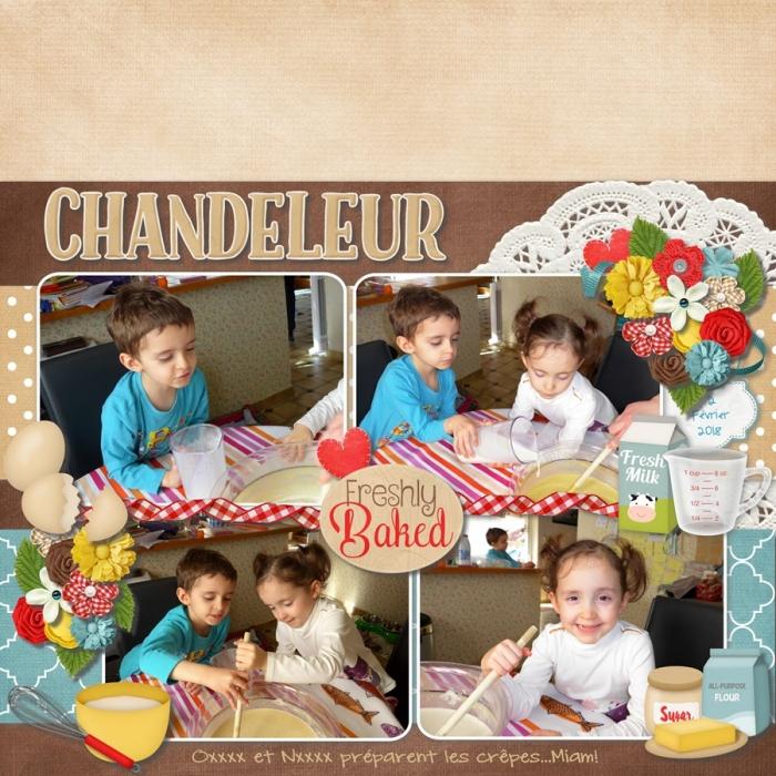 Chandeleur 2018