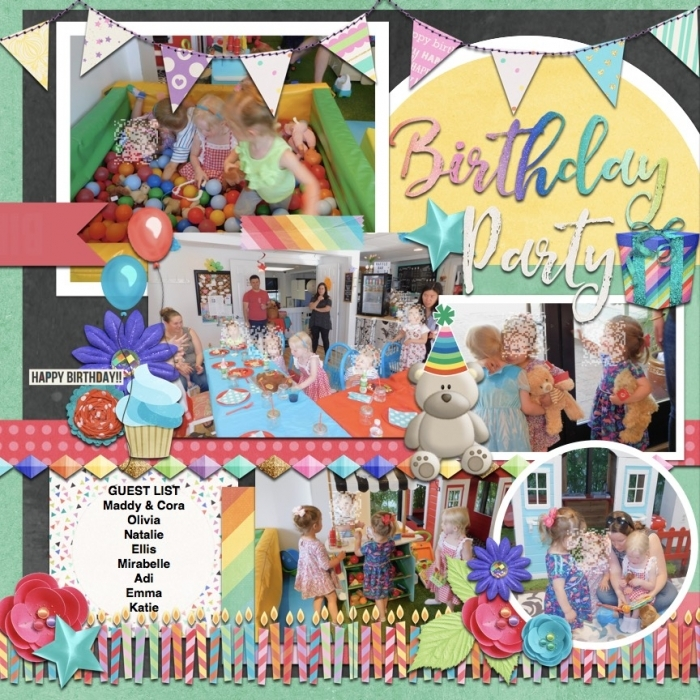 Birthday party L