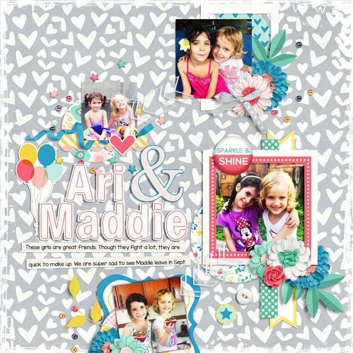Ari & Maddie