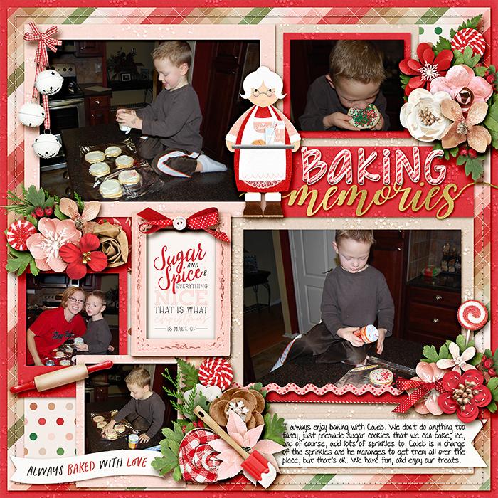 Baking Memories