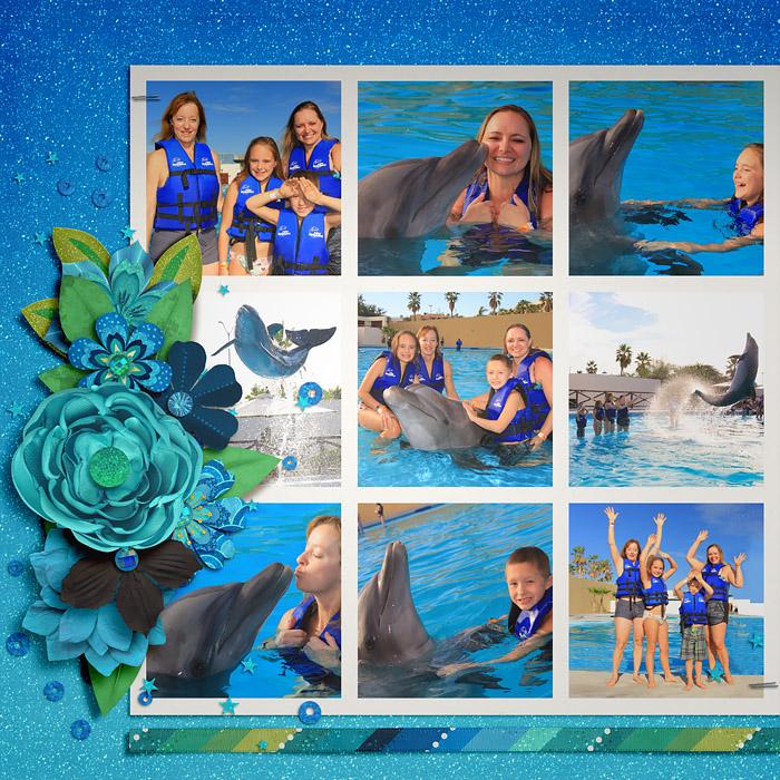 Dolphin Adventure pg1