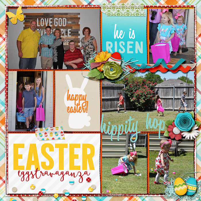 2019-04-20 Easter Extravaganza left